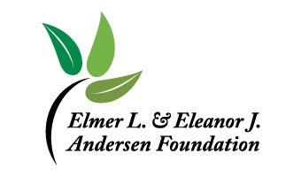 Andersen Foundation Logo Grant