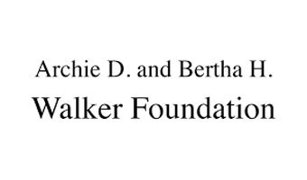 Walker Foundation Logo Grant